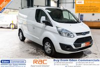 USED 2014 64 FORD TRANSIT CUSTOM 2.2 270 LIMITED LR P/V 1d 124 BHP *HUGE SPEC+AIR CON+HEATED SEATS*