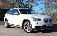2013 BMW X1 2.0 XDRIVE18D XLINE 5d AUTO 141 BHP £10450.00