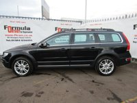 USED 2014 64 VOLVO XC70 2.4 D5 SE Lux Geartronic AWD 5dr BLIS+LEATHER+AWD+NAV+BLUETOOTH