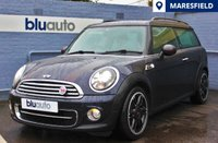 USED 2011 61 MINI CLUBMAN 1.6 COOPER D HAMPTON 5d 110 BHP Superb Low Mileage Example / Full Mini History / Two Owners / Full Leather / Cruise Control / Bluetooth