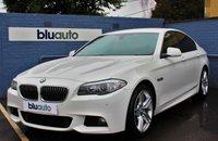 2012 BMW 520 D 2.0 M SPORT 4d AUTO 181 BHP £14940.00
