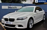 USED 2012 62 BMW 520 D 2.0 M SPORT 4d AUTO 181 BHP Huge Specification / £6000 Extras / Leather / Navigation / Automatic Transmission / Media Pack