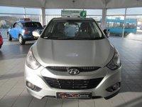 2010 HYUNDAI IX35 2.0 STYLE CRDI 4WD 5d 134 BHP £5300.00