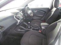USED 2010 10 HYUNDAI IX35 2.0 STYLE CRDI 4WD 5d 134 BHP