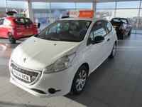 USED 2014 64 PEUGEOT 208 1.0 ACCESS 3d 68 BHP