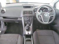 USED 2012 12 VAUXHALL MERIVA 1.4 EXCLUSIV A/C 5d 118 BHP