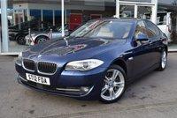 2012 BMW 5 SERIES 3.0 530D SE 4d AUTO 255 BHP £13990.00