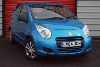 Used Suzuki Alto Cars In Swansea From Ross Car Sales Limited