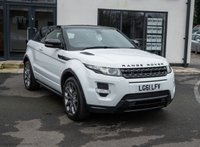 USED 2011 M LAND ROVER RANGE ROVER EVOQUE 2.0 SI4 DYNAMIC LUX 3d AUTO 240 BHP