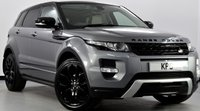 USED 2013 13 LAND ROVER RANGE ROVER EVOQUE 2.2 SD4 Dynamic 4x4 5dr Auto Pan Roof, Black Pack, Privacy