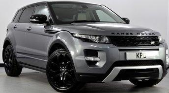 2013 LAND ROVER RANGE ROVER EVOQUE 2.2 SD4 Dynamic 4x4 5dr Auto £21995.00