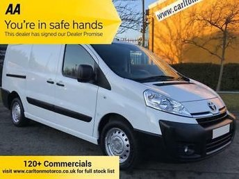2013 TOYOTA PROACE 2.0 L2H1 HDI 1200 [ MOBILE WORKSHOP ] LOW MILEAGE LWB VAN  £7950.00