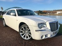 2008 CHRYSLER 300C 3.0 SRT DESIGN 4d AUTO 215 BHP £6990.00