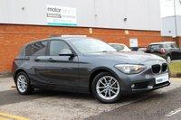 USED 2014 63 BMW 1 SERIES 2.0 118D SE 5d AUTO 141 BHP