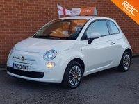 2013 FIAT 500 1.2 POP 3d 69 BHP £SOLD