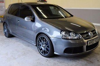 2007 VOLKSWAGEN GOLF 3.2 R32 5d 250 BHP £9790.00