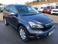 USED 2007 57 HONDA CR-V 2.2 I-CTDI ES 5d 139 BHP Competitive finance available