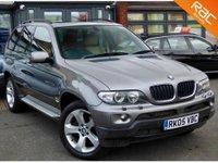 USED 2005 05 BMW X5 3.0 D SPORT 5d AUTO 215 BHP