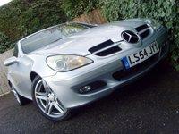 2004 MERCEDES-BENZ SLK 1.8 SLK200 KOMPRESSOR 2d AUTO 161 BHP £4699.00