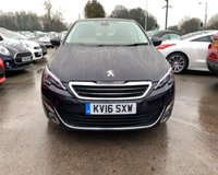 USED 2016 16 PEUGEOT 308 1.6 BLUE HDI S/S ALLURE 5d 120 BHP