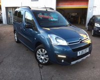 USED 2015 15 CITROEN BERLINGO MULTISPACE 1.6 BLUEHDI XTR 5d 98 BHP
