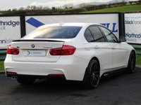 USED 2016 BMW 3 SERIES 3.0 330D M SPORT 4d AUTO 255 BHP