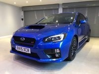 2015 SUBARU WRX 2.5 STI TYPE UK 4d 300 BHP £20450.00