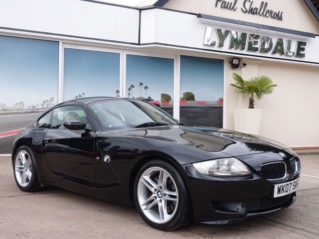 View our BMW Z4M