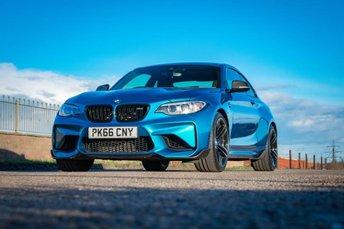 2016 BMW M2 3.0 M2 2d AUTO 365 BHP