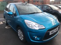 USED 2012 62 CITROEN C3 1.4 E-HDI EGS AIRDREAM VTR PLUS 5d AUTO 68 BHP ONLY 12329 MILES FROM NEW WITH LOW CO2 EMISSIONS (132G/KM), EXCELLENT FUEL ECONOMY AND EXCELLENT SPECIFICATION WITH AIR CONDITIONING AND AIR CON, PARKING SENSORS,ALLOY WHEELS AND FULL SERVICE HISTORY.