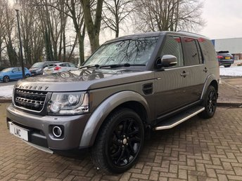2014 LAND ROVER DISCOVERY 3.0 SDV6 HSE 5DR 255 BHP £29950.00