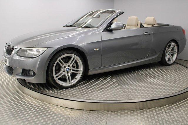 USED 2011 11 BMW 3 SERIES 3.0 330D M SPORT 2d AUTO 242 BHP