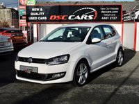 USED 2010 10 VOLKSWAGEN POLO 1.6 SEL TDI 5DR