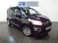 USED 2014 64 CITROEN C3 PICASSO 1.6 PICASSO EXCLUSIVE HDI 5d 91 BHP