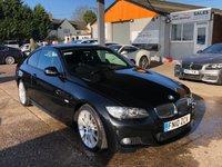 2010 BMW 3 SERIES 3.0 330D M SPORT 2d AUTO 242 BHP £10450.00