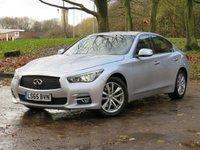 USED 2015 65 INFINITI Q50 2.1 SE EXECUTIVE D 4d AUTO 168 BHP