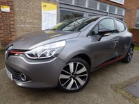 USED 2015 65 RENAULT CLIO 0.9 DYNAMIQUE S NAV TCE 5d 89 BHP ONE OWNER WITH FULL RENAULT SERVICE HISTORY ONLY £20 TO TAX