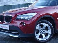 USED 2011 61 BMW X1 2.0 XDRIVE20D SE 5d AUTO 175BHP ***** Low Mileage XDrive 4x4 Automatic *****