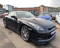 2009 NISSAN GT-R BLACK EDITION £31995.00