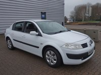 USED 2005 05 RENAULT MEGANE 1.5 EXPRESSION DCI SPORT 4d 100 BHP