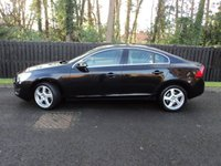USED 2011 11 VOLVO S60 2.0 D3 SE LUX 4d 161 BHP