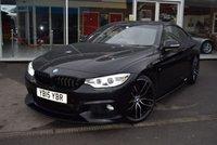 2015 BMW 4 SERIES 2.0 428I M SPORT 2d 242 BHP £19990.00