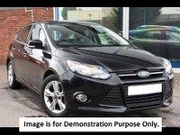 2012 FORD FOCUS 1.6 ZETEC TDCI 5d 113 BHP £5500.00
