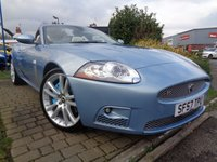 USED 2008 JAGUAR XKR 4.2 XKR 2d AUTO 416 BHP **Low Mileage 7 Jaguar Services 12 Months Mot**