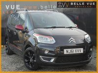USED 2011 61 CITROEN C3 PICASSO 1.6 PICASSO BLACKCHERRY HDI 5d 90 BHP