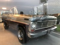 1967 FORD F-100 5.0 1d  £12989.00