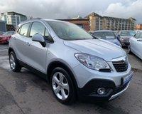 2013 VAUXHALL MOKKA 1.4 TURBO EXCLUSIV S/S 4WD £7450.00