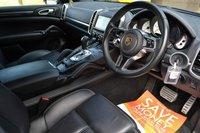 USED 2016 66 PORSCHE CAYENNE D V8 S TIPTRONIC S MASSIVE SPECIFICATION INCLUDING PORSCHE REAR SEAT ENTERTAINMENT