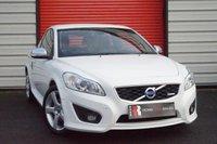 USED 2013 62 VOLVO C30 2.0 R-DESIGN LUX 3d 143 BHP