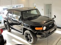 USED 2015 65 TOYOTA FJ CRUISER 4L V6 PETROL 4x4 AUTOMATIC SUV...Reserved for Brian The best 4x4 we've ever known and as they've just stopped production hence prices are rising. A super-cool FJ CRUISER available with 4L V6 Automatic wheel/tyres packages, bespoke leather options and year/colour options available to order. UK registered FJ Cruiser with Road Tax of £255 pa.